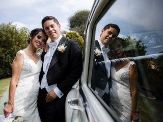 La boda de Eunice y Robin