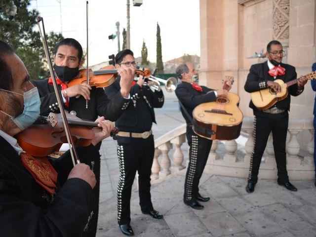 La boda de Jonathan y Alexsandra en Chihuahua, Chihuahua 12