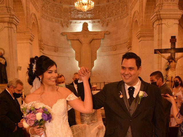 La boda de Jonathan y Alexsandra en Chihuahua, Chihuahua 13