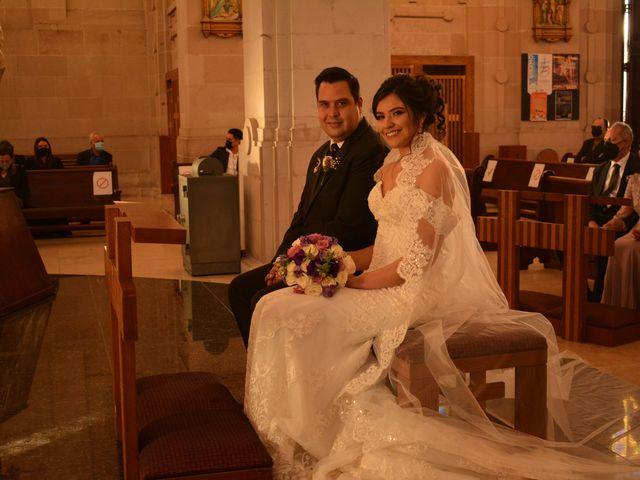 La boda de Jonathan y Alexsandra en Chihuahua, Chihuahua 17