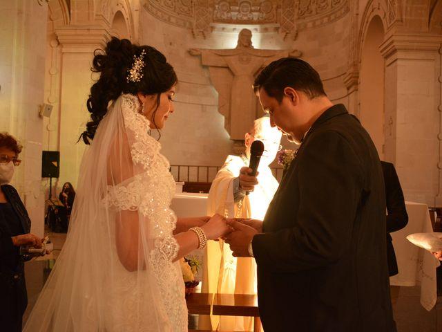La boda de Jonathan y Alexsandra en Chihuahua, Chihuahua 18