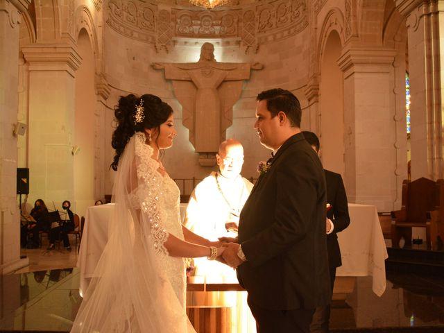 La boda de Jonathan y Alexsandra en Chihuahua, Chihuahua 21