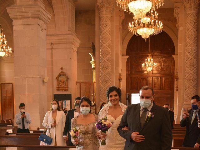 La boda de Jonathan y Alexsandra en Chihuahua, Chihuahua 23