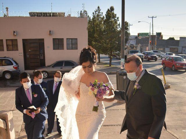 La boda de Jonathan y Alexsandra en Chihuahua, Chihuahua 27