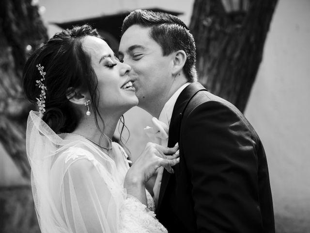 La boda de Robin y Eunice en Tequisquiapan, Querétaro 9