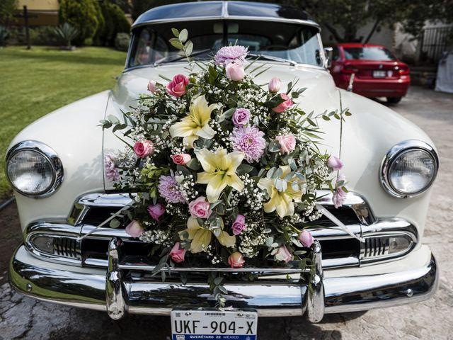 La boda de Robin y Eunice en Tequisquiapan, Querétaro 11
