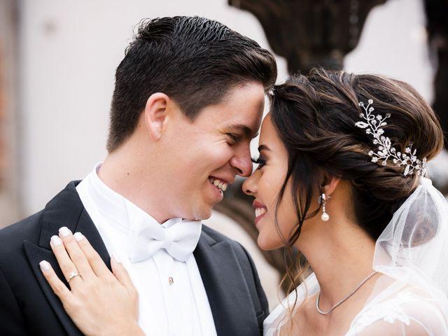 La boda de Robin y Eunice en Tequisquiapan, Querétaro 16