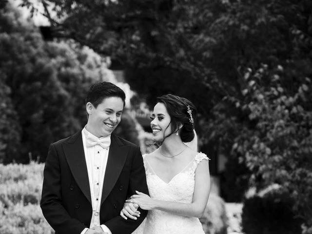 La boda de Robin y Eunice en Tequisquiapan, Querétaro 17