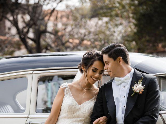 La boda de Robin y Eunice en Tequisquiapan, Querétaro 1