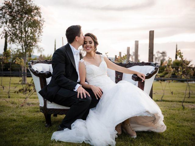 La boda de Robin y Eunice en Tequisquiapan, Querétaro 21
