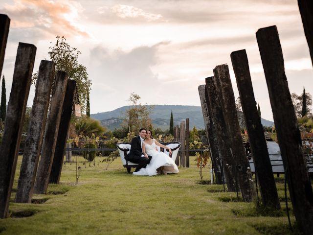 La boda de Robin y Eunice en Tequisquiapan, Querétaro 2