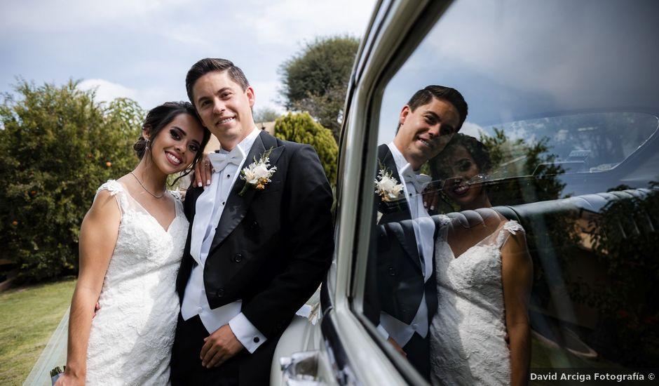 La boda de Robin y Eunice en Tequisquiapan, Querétaro