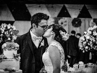 La boda de Eder  y Damara