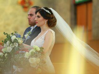 La boda de Paulina y Edgar