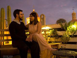 La boda de Brizeth y Antonio 1