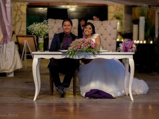 La boda de Yelitza y Victor