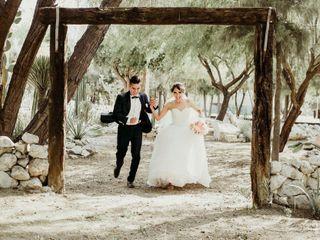 La boda de Rubí  y Jesús