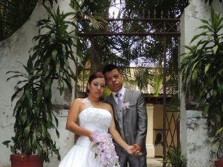 La boda de Juan Carlos y Karime 1
