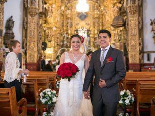 La boda de Sandra y Alejandro