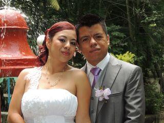 La boda de Juan Carlos y Karime