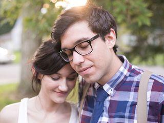La boda de Elizabeth y Mike