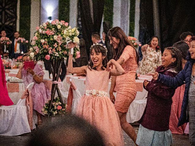La boda de Damara  y Eder  en Cholula, Puebla 1