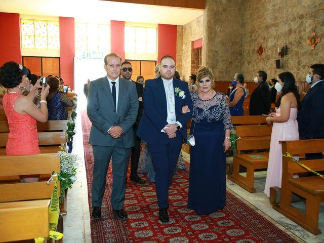 La boda de Edgar y Paulina en Zapopan, Jalisco 13