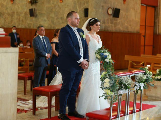 La boda de Edgar y Paulina en Zapopan, Jalisco 14