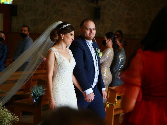 La boda de Edgar y Paulina en Zapopan, Jalisco 24