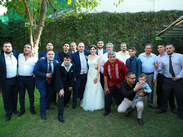 La boda de Edgar y Paulina en Zapopan, Jalisco 30