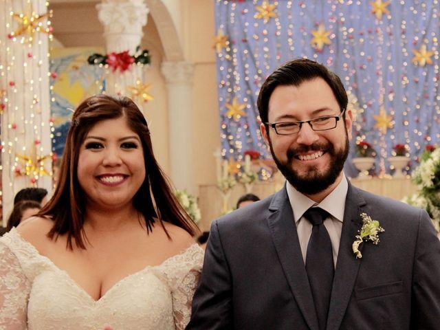 La boda de Brizeth y Antonio