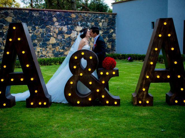 La boda de Athziri y Arturo