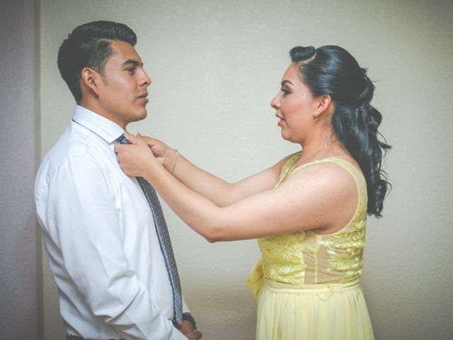 La boda de Alejandro y Sandra en Tlaxcala, Tlaxcala 8