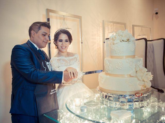 La boda de Ángeles y Martín