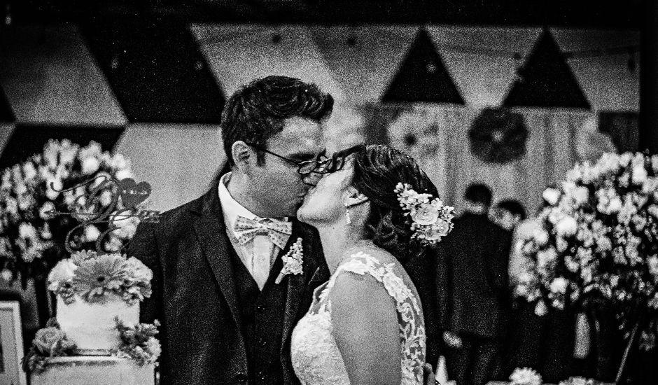 La boda de Damara  y Eder  en Cholula, Puebla