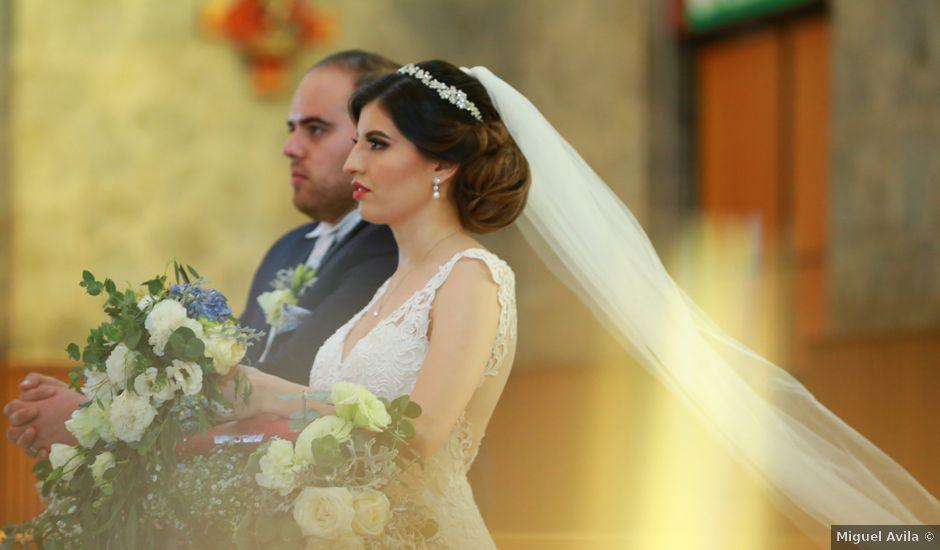 La boda de Edgar y Paulina en Zapopan, Jalisco