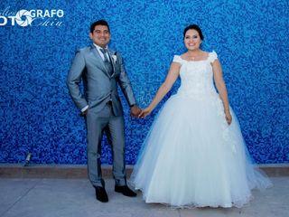 La boda de Xadany y Fernando