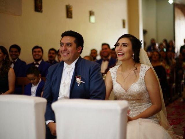 La boda de Gabriela y Carlos