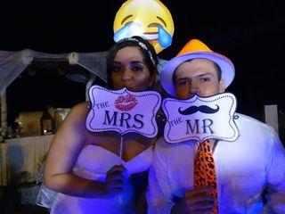 La boda de Chantal y Jorge