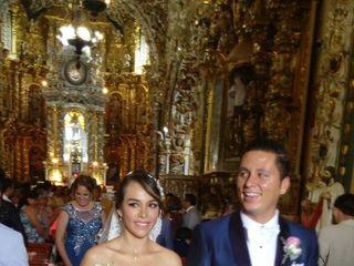 La boda de Mariana  y Diter  2