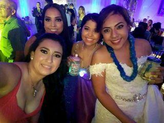 La boda de Janeth  y Genaro  3