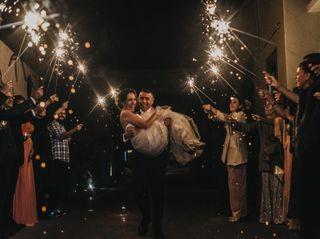 La boda de Ceci y Simon