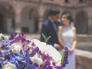 La boda de Cristina y Raúl  2