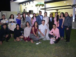 La boda de Stephanie Vera Sánchez y Aaron Ramos Rodriguez 2