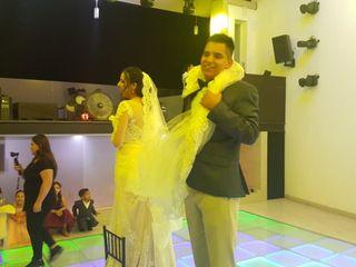 La boda de Stephanie Vera Sánchez y Aaron Ramos Rodriguez 3