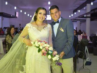La boda de Stephanie Vera Sánchez y Aaron Ramos Rodriguez