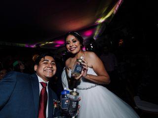 La boda de Armando y Gabriela