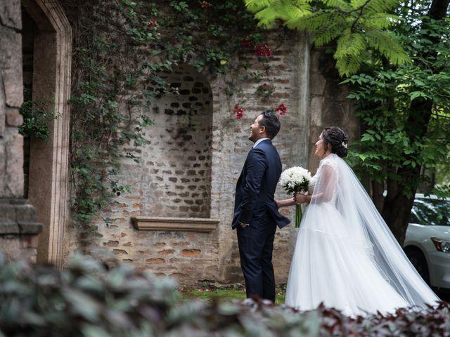 La boda de Ricardo y Silvia en Cuernavaca, Morelos 12
