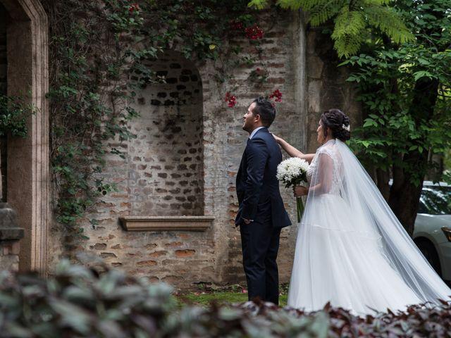 La boda de Ricardo y Silvia en Cuernavaca, Morelos 14