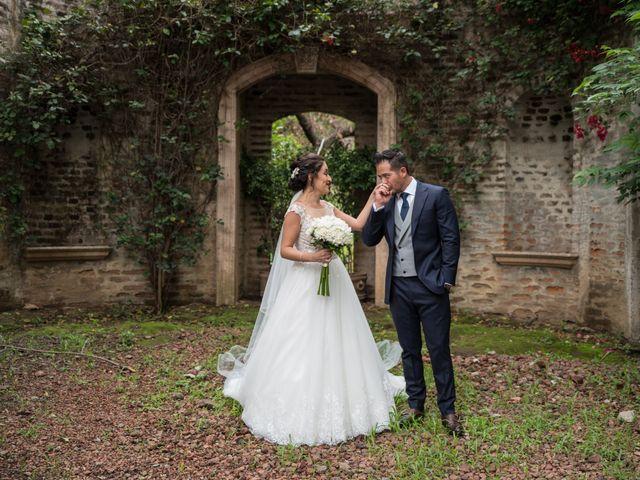 La boda de Ricardo y Silvia en Cuernavaca, Morelos 15